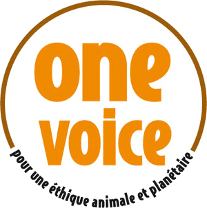 label vegan once voice